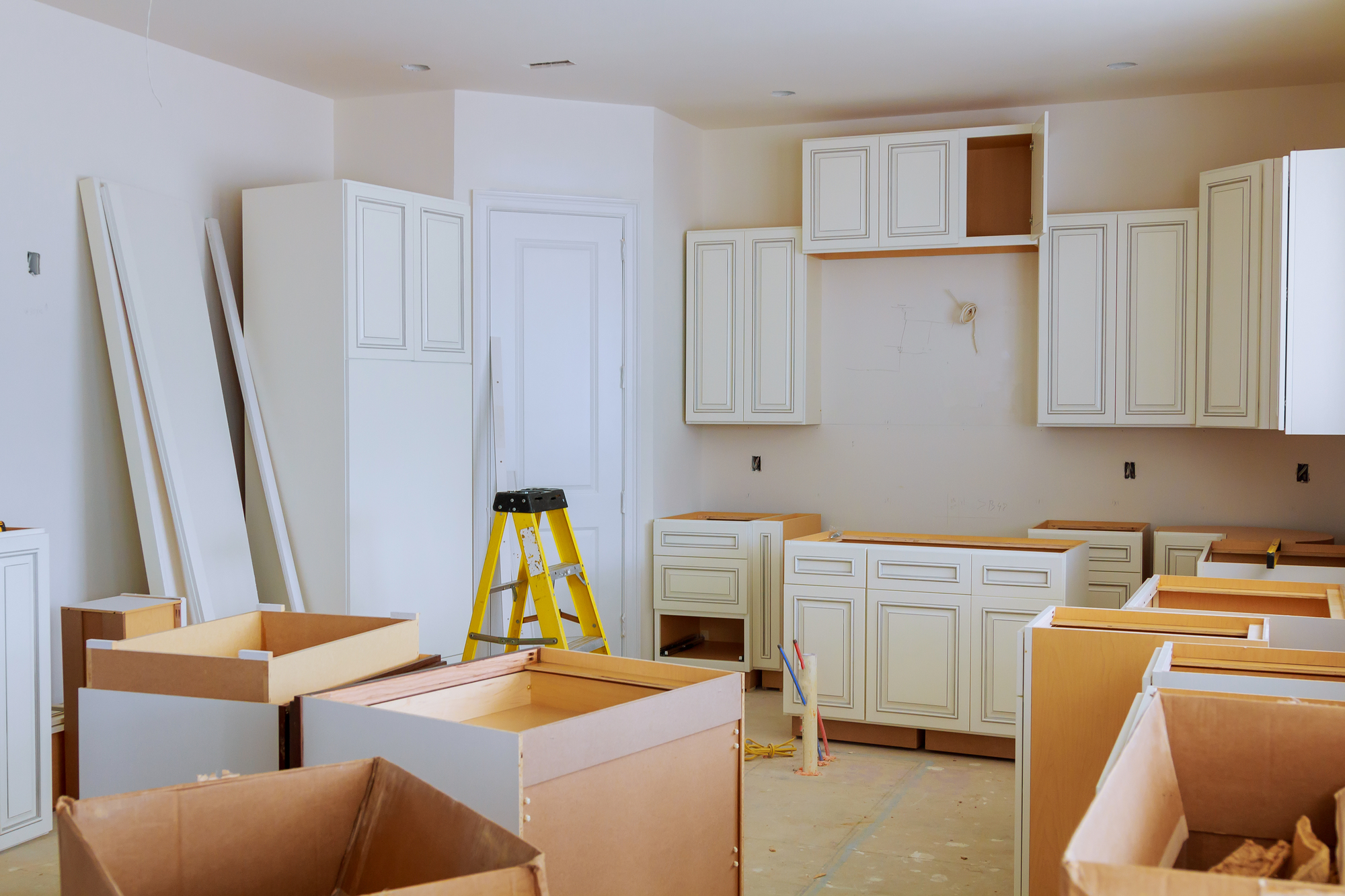 Muebles de Cocina para pintar