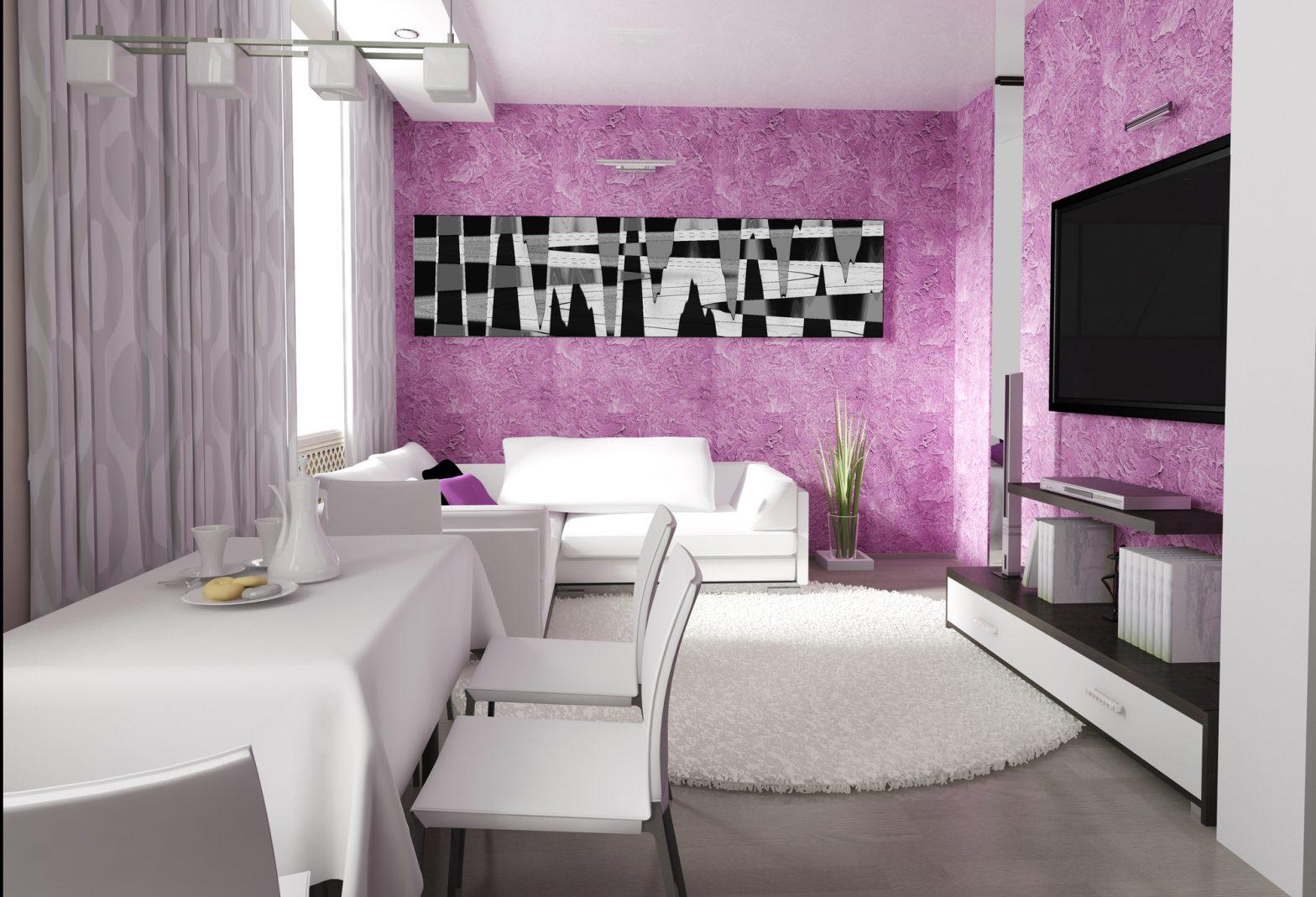 Cómo decorar un salón alargado